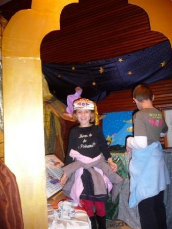 Orliénas et son chapeau magique