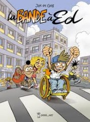 bande dessinée, handicap