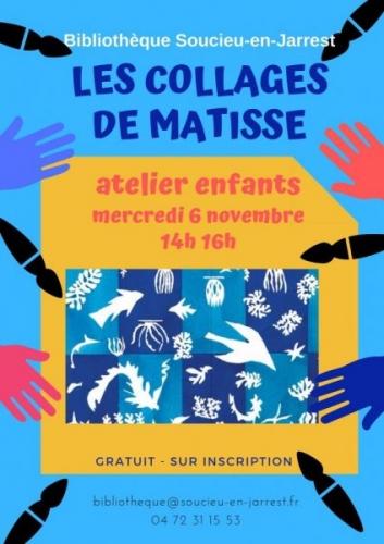 atelier créatif, Matisse, art