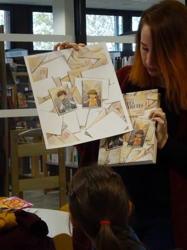 bd,illustrateur,atelier,dédicaces