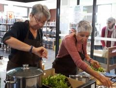 développement durable, cuisine
