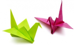 origami,animation