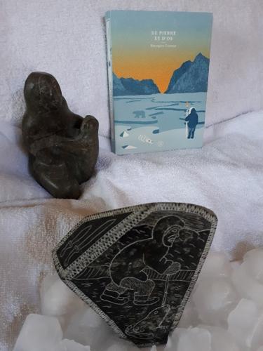 rentrée littéraire, roman, inuit, roman d'apprentissage