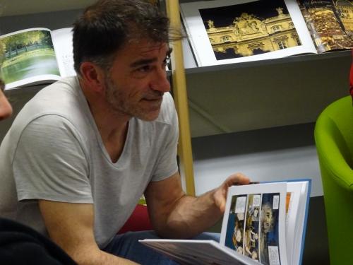 prix des lecteurs, rencontre d'auteur, bande dessinée